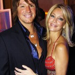 Richie Sambora (again) and Heather Locklear. (Photo: Archive)