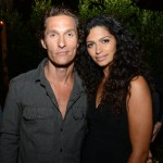 Matthew McConaughey and Camila Alves. (Photo: Archive)