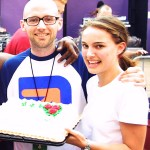 Natalie Portman and Moby. (Photo: Archive)