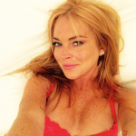The 30-year-old actress claimed that she even paid for her own engagement ring. (Photo: Instagram, @lindsaylohan)