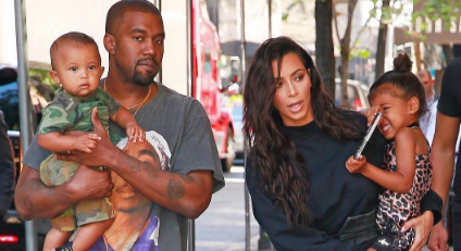 Kim Kardashian has also revealed her love for the fast food brand on her website. (Photo: Instagram, @kanyewest_daily)