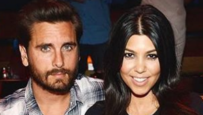 "Kourtney Kardashian and Scott Disick are ""totally getting back together…"" (Photo: Instagram, @royalfm951)"