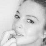 Lindsay Lohan has reportedly found comfort in the arms of Dennis Papageorgiou. (Photo: Instagram, @lindsaylohan)