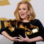 Adele's full name is Adele Laurie Blue Adkins. (Photo: Archive)