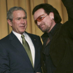 Bono's full name is Paul David Hewson. (Photo: Archive)