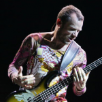 Flea's full name is Michael Peter Balzary. (Photo: Archive)