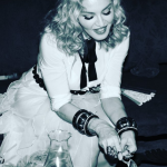 Madonna's full name is Madonna Louise Veronica Ciccone. (Photo: Instagram, @madonna)