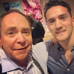 Teller's full name is Raymond Joseph Teller. (Photo: Instagram, @lemottee)