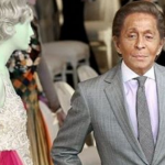 Valentino's full name is Valentino Clemente Ludovico Garavani. (Photo: Instagram, @befernfashion)