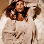 Iman's full name is Iman Abdulmajid. (Photo: Instagram, @bettinarheims)