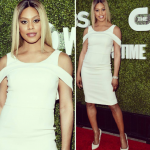 The actress has shown a remarkable sense of proportion and perspective on her own success and what it means for others. (Photo: Instagram, @lavernecox)
