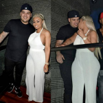 He has also reportedly split from his fiancé Blac Chyna. (Photo: Instagram, @chynacandids)