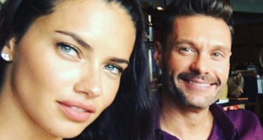 Ryan Seacrest and Adriana Lima are dating!