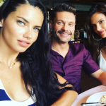 We wish the new couple all the best! (Photo: Instagram, @adrianalima)