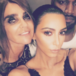 While visiting, she took a staggering 6 000 selfies! (Photo: Instagram, @kimkardashian)