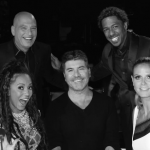 The music mogul admitted that this was simply the norm in the music industry. (Photo: Instagram, @simoncowell)