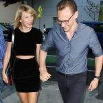 The pair recently broke up after a three-month romance. (Photo: Instagram, @hiddleswifties)