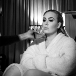 The star said she thinks that quitting cigarettes weakened her voice. (Photo: @Instagram, @adele)