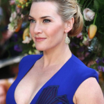 """She said her daughter begged her to visit the set of """"The Dressmaker."""" (Photo: Instagram, @katewinslet_)"""