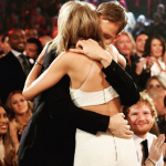 Taylor Swift and Calvin Harris are back on speaking terms. (Photo: Instagram, @2002___06__10)