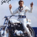 Evel Knievel. (Photo: Archive)