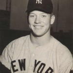 Mickey Mantle. (Photo: Archive)