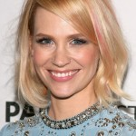 January Jones. (Photo: Archive)