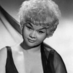 Etta James. (Photo: Archive)