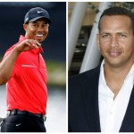 Tiger Woods and Alex Rodriguez both slept with Rachel Uchitel. (Photo: Archive)