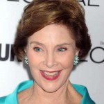Laura Bush. (Photo: Archive)