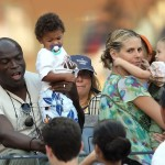 Heidi Klum & Seal four children. (Photo: Archive)