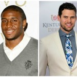 Reggie Bush and Kris Humphries both slept with Kim Kardashian. (Photo: Archive)