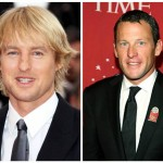 Owen Wilson and Lance Armstrong both slept with Sheryl Crow. (Photo: Archive)