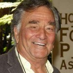 Peter Falk. (Photo: Archive)