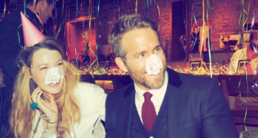 Blake Lively treats b-day boy Ryan Reynolds
