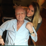 The 90-year-old said he wish he had been informed of his ill-health. (Photo: Instagram, @hughhefner)