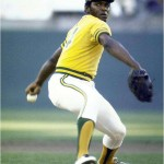 Vida Blue. (Photo: Archive)