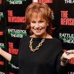 Joy Behar. (Photo: Archive)