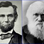 Abraham Lincoln & Charles Darwin - February 12, 1809. (Photo: Archive)