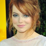 Emma Stone! (Photo: Archive)
