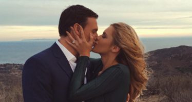 Ryan Lochte just got engaged!