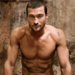 Andy Whitfield. (Photo: Archive)