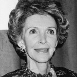 Nancy Reagan. (Photo: Archive)