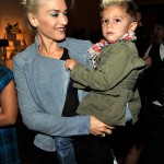 Gwen Stefani and Kingston Rossdale, 2009. (Photo: Archive)