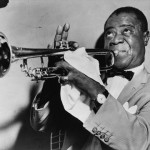 Louis Armstrong. (Photo: Archive)