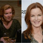 "Sara (Marcia Cross) – ""The Slicer."" (Photo: Archive)"