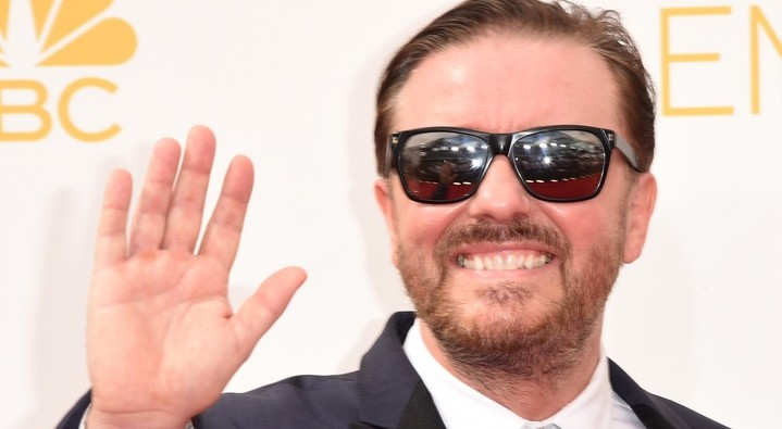 Ricky Gervais. (Photo: Archive)