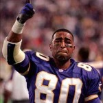 Cris Carter. (Photo: Archive)