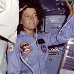 Sally Ride. (Photo: Archive)