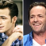 Luke Perry. (Photo: Archive)